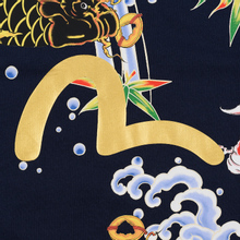 Мужская футболка Evisu All Over Digital Printed Multicolor фото- 2