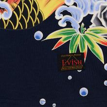Мужская футболка Evisu All Over Digital Printed Multicolor фото- 3