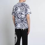 Мужская футболка Evisu All Sublimation Allover Navy фото- 5