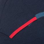 Мужская футболка Evisu Blue Seagull Slogan Indigo фото- 3