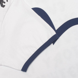 Мужская футболка Evisu Blue Seagull Slogan White фото- 3