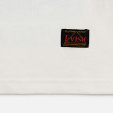 Мужская футболка Evisu Daruma Poster Printed Off White фото- 3