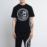 Мужская футболка Evisu Devil Reflective Print Black фото- 4
