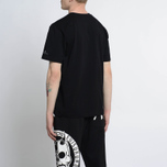 Мужская футболка Evisu Devil Reflective Print Black фото- 5