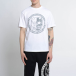 Мужская футболка Evisu Devil Reflective Print White фото- 4