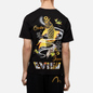 Мужская футболка Evisu Digital Printed Carp Pattern Black фото - 4