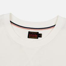 Мужская футболка Evisu Digital Printed Carp Pattern Off White фото- 1