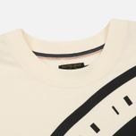 Мужская футболка Evisu Enlarge Kamon Ecru фото- 1