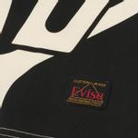 Мужская футболка Evisu Enlarge Kamon Ecru фото- 2