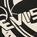 Мужская футболка Evisu Enlarge Kamon Ecru фото- 3