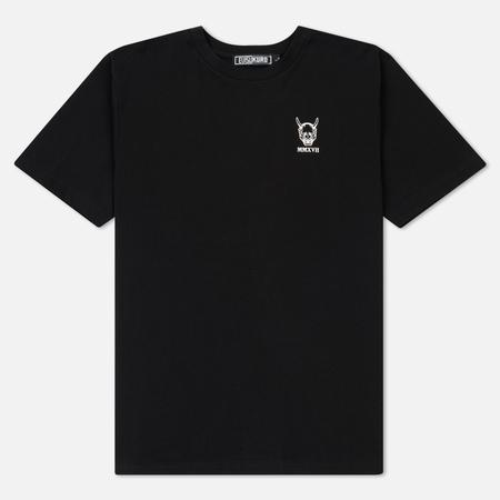 Мужская футболка Evisu Evisukuro Devil MMXVII Print Black