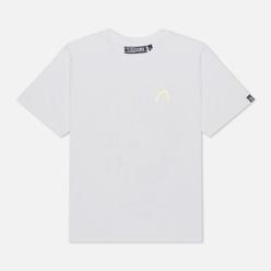 Мужская футболка Evisu Evisukuro Seagull & Hannya Bright White