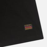 Evisu Fancy Applique Seagull Men's T-Shirt Black photo- 2