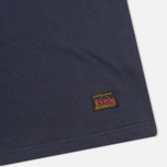 Мужская футболка Evisu Fancy Applique Seagull Navy фото- 2
