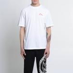 Мужская футболка Evisu Genes Print White фото- 5