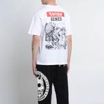 Мужская футболка Evisu Genes Print White фото- 6