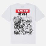 Мужская футболка Evisu Genes Print White фото- 3