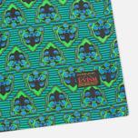 Мужская футболка Evisu Godhead Allover Print Green фото- 4
