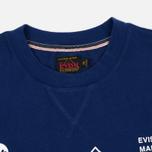 Мужская футболка Evisu Godhead Dark Blue фото- 1