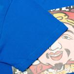Мужская футболка Evisu Godhead Print Blue фото- 3
