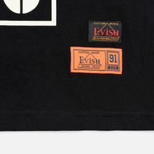 Мужская футболка Evisu Godhead Printed Black фото- 3