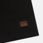 Evisu Godhead Side Print Men's T-Shirt Black photo- 2