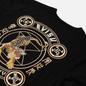 Мужская футболка Evisu Heritage Tiger Graphic Back Printed Black фото - 2
