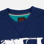 Мужская футболка Evisu Ichiban Blue фото- 1