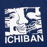 Мужская футболка Evisu Ichiban Blue фото- 2
