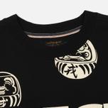 Мужская футболка Evisu Multi Daruma Black фото- 1