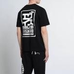 Мужская футболка Evisu No Bullshirt Print Black фото- 7