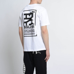 Мужская футболка Evisu No Bullshirt Print White фото- 7