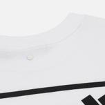 Мужская футболка Evisu No Bullshirt Print White фото- 4