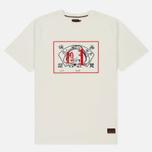 Мужская футболка Evisu Number One Box White фото- 0