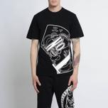 Мужская футболка Evisu Number One Print Black фото- 4