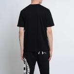 Мужская футболка Evisu Number One Print Black фото- 5