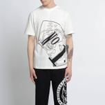 Мужская футболка Evisu Number One Print White фото- 4