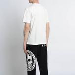Мужская футболка Evisu Number One Print White фото- 5