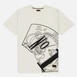 Мужская футболка Evisu Number One Print White фото- 0