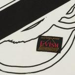 Мужская футболка Evisu Number One Print White фото- 3