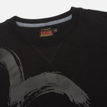 Evisu Seagull Print Men's T-Shirt Black photo- 1