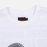 Мужская футболка Evisu Stamp Print Tee White фото- 1