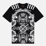 Evisu Sumarai Print Men's t-shirt Black photo- 0