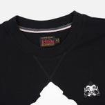Мужская футболка Evisu Text Black фото- 1