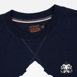 Мужская футболка Evisu Text Indigo фото- 1