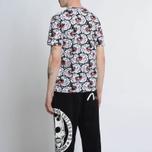 Мужская футболка Evisu Tiger Print Multicolor фото- 5