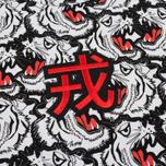 Мужская футболка Evisu Tiger Print Multicolor фото- 2