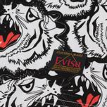 Мужская футболка Evisu Tiger Print Multicolor фото- 3