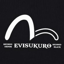 Мужская футболка Evisu Triangular Evisukuro & Hannya Black фото- 2