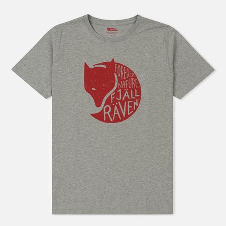 Мужская футболка Fjallraven Forever Nature Grey